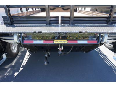 2021 Silverado 3500 Regular Cab 4x2,  Morgan Truck Body Stake Bed #24362 - photo 11