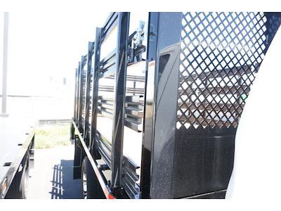 2021 Silverado 3500 Regular Cab 4x2,  Morgan Truck Body Stake Bed #24362 - photo 8