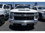 2021 Silverado 3500 Regular Cab 4x2,  Morgan Truck Body Stake Bed #24362 - photo 3