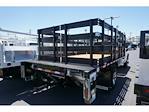 2021 Silverado 3500 Regular Cab 4x2,  Morgan Truck Body Stake Bed #24362 - photo 2