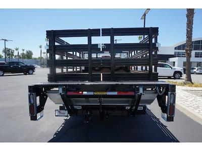 2021 Silverado 3500 Regular Cab 4x2,  Morgan Truck Body Stake Bed #24363 - photo 10