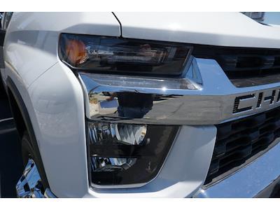 2021 Silverado 3500 Regular Cab 4x2,  Morgan Truck Body Stake Bed #24363 - photo 4