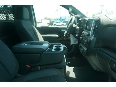 2021 Silverado 3500 Regular Cab 4x2,  Morgan Truck Body Stake Bed #24363 - photo 7