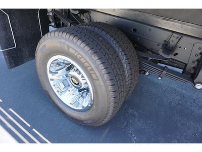 2021 Silverado 3500 Regular Cab 4x2,  Morgan Truck Body Stake Bed #24363 - photo 9