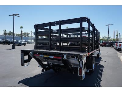 2021 Silverado 3500 Regular Cab 4x2,  Morgan Truck Body Stake Bed #24363 - photo 2