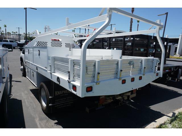 2021 Silverado 3500 Regular Cab 4x2,  Knapheide Contractor Body #24364 - photo 2