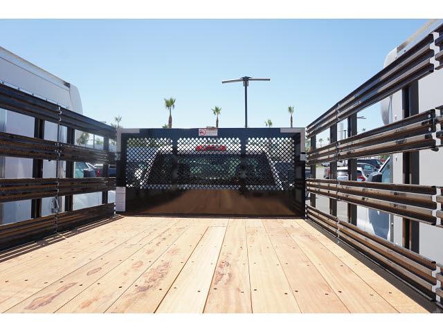 2021 Silverado 3500 Regular Cab 4x2,  Morgan Truck Body Stake Bed #24365 - photo 11