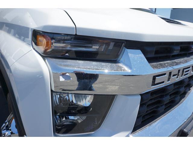 2021 Silverado 3500 Regular Cab 4x2,  Morgan Truck Body Stake Bed #24365 - photo 4