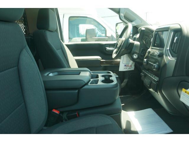 2021 Silverado 3500 Regular Cab 4x2,  Morgan Truck Body Stake Bed #24365 - photo 7