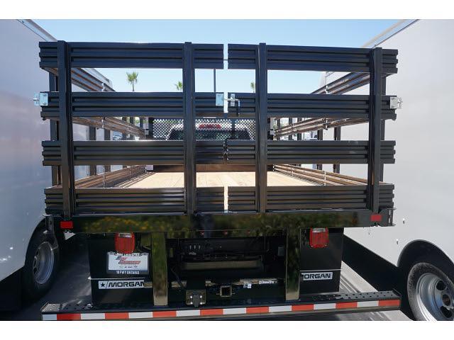 2021 Silverado 3500 Regular Cab 4x2,  Morgan Truck Body Stake Bed #24365 - photo 2
