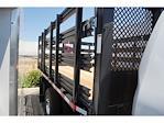 2021 Silverado 3500 Regular Cab 4x2,  Morgan Truck Body Stake Bed #24365 - photo 8
