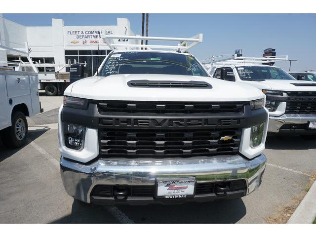 2021 Silverado 2500 Double Cab 4x2,  Royal Truck Body Service Body #24366 - photo 11