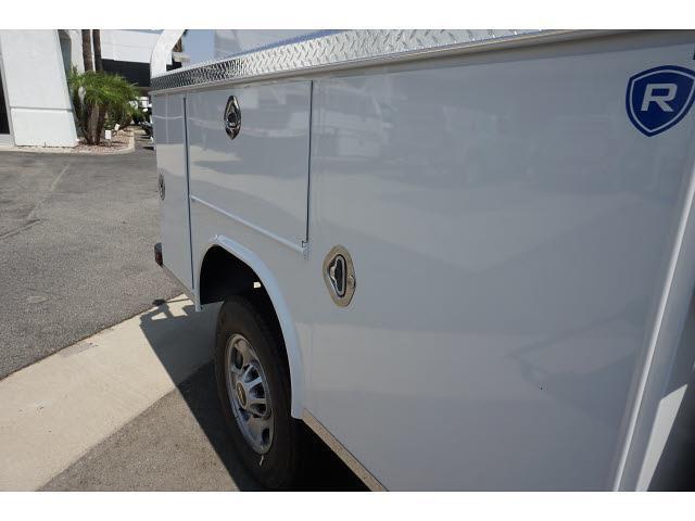 2021 Silverado 2500 Double Cab 4x2,  Royal Truck Body Service Body #24366 - photo 6