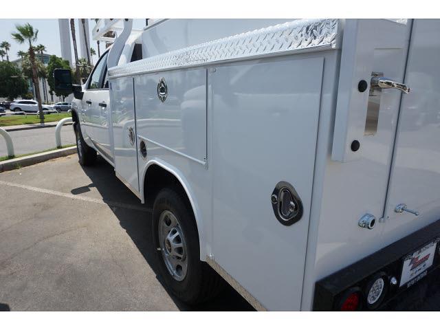 2021 Silverado 2500 Double Cab 4x2,  Royal Truck Body Service Body #24366 - photo 9