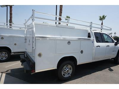 2021 Silverado 2500 Double Cab 4x2,  Royal Truck Body Service Body #24366 - photo 2