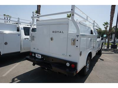 2021 Silverado 2500 Double Cab 4x2,  Royal Truck Body Service Body #24366 - photo 7