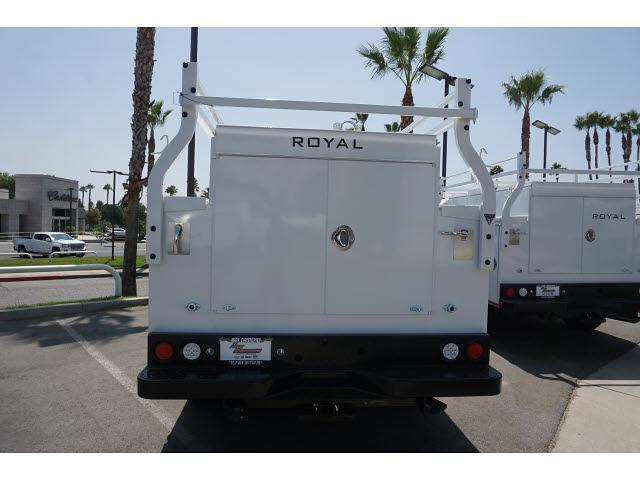 2021 Silverado 2500 Double Cab 4x2,  Royal Truck Body Service Body #24372 - photo 10