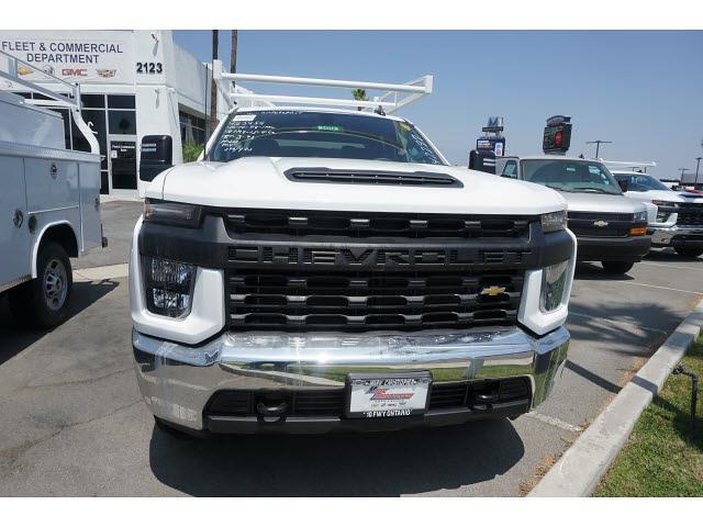 2021 Silverado 2500 Double Cab 4x2,  Royal Truck Body Service Body #24372 - photo 3