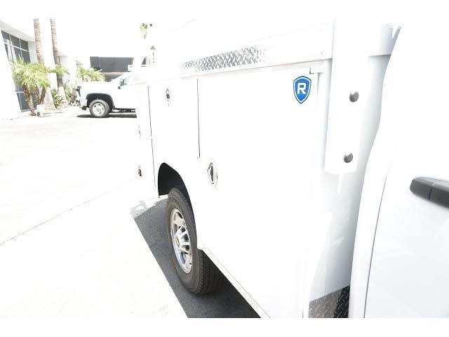 2021 Silverado 2500 Double Cab 4x2,  Royal Truck Body Service Body #24372 - photo 8