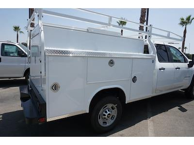 2021 Silverado 2500 Double Cab 4x2,  Royal Truck Body Service Body #24372 - photo 9