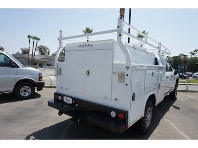2021 Silverado 2500 Double Cab 4x2,  Royal Truck Body Service Body #24372 - photo 2