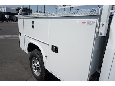 2021 Silverado 2500 Double Cab 4x4,  Knapheide Service Body #24381 - photo 8
