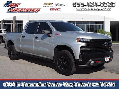 2019 Chevrolet Silverado 1500 Crew Cab 4x4, Pickup #48867B - photo 1