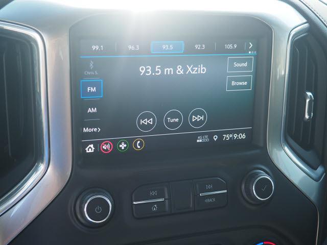 2019 Chevrolet Silverado 1500 Crew Cab 4x2, Pickup #49011A - photo 8