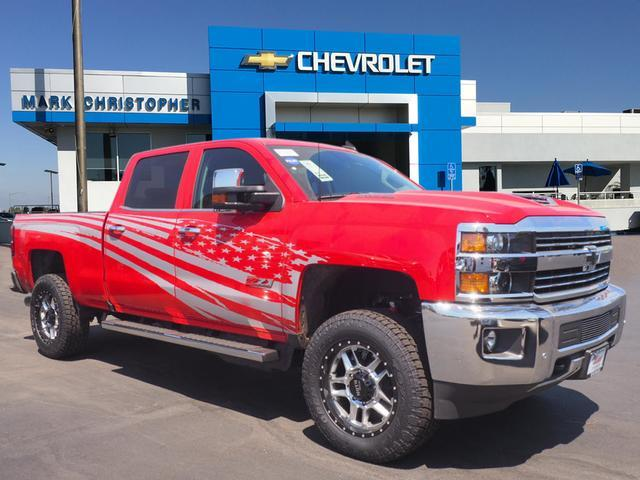 2019 Silverado 2500 Crew Cab 4x4,  Pickup #60052 - photo 1