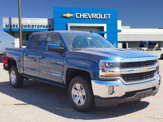 2018 Silverado 1500 Crew Cab 4x2,  Pickup #60512 - photo 1