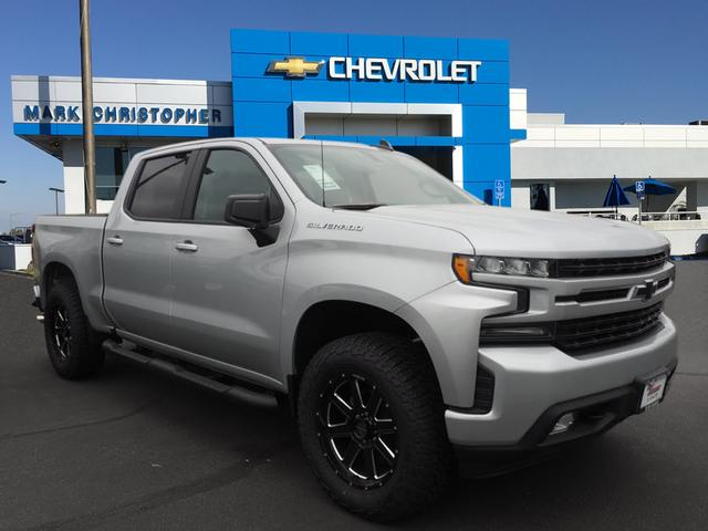 2019 Silverado 1500 Crew Cab 4x2,  Pickup #60651 - photo 1
