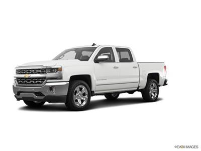 2018 Silverado 1500 Crew Cab 4x4,  Pickup #60764 - photo 1
