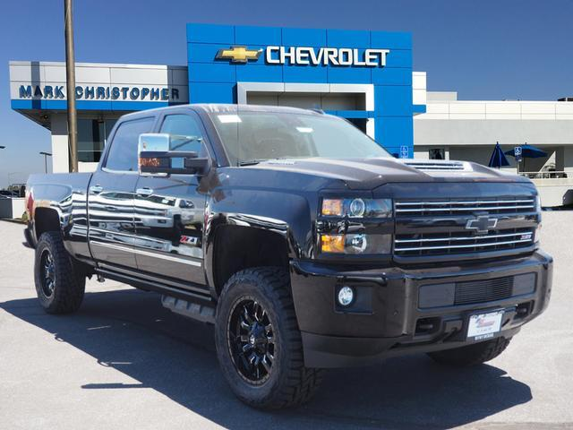 2019 Silverado 2500 Crew Cab 4x4,  Pickup #60797 - photo 1