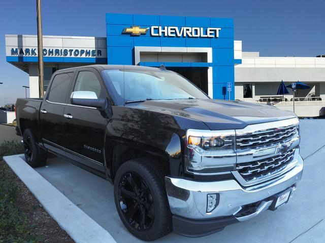 2018 Silverado 1500 Crew Cab 4x2,  Pickup #61261 - photo 1