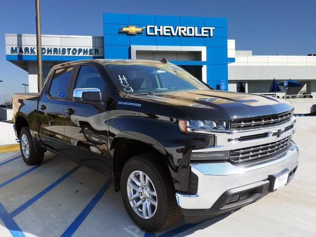 2019 Silverado 1500 Crew Cab 4x2,  Pickup #61378 - photo 1