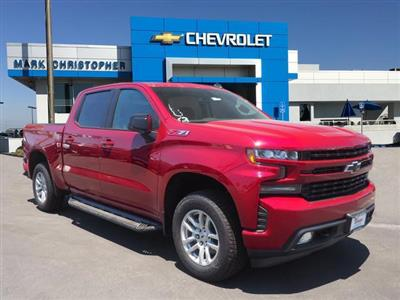2019 Silverado 1500 Crew Cab 4x4,  Pickup #61392 - photo 1