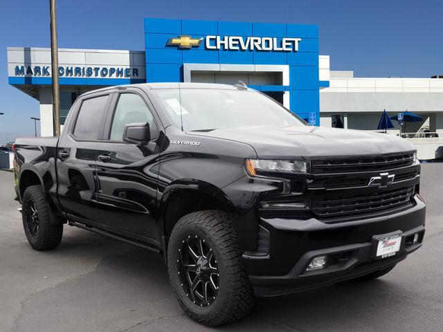 2019 Silverado 1500 Crew Cab 4x2,  Pickup #61500 - photo 1