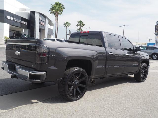 2014 Silverado 1500 Crew Cab 4x2,  Pickup #61513A - photo 1