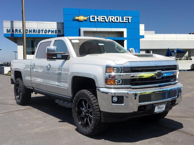 2019 Silverado 2500 Crew Cab 4x4,  Pickup #61687 - photo 1