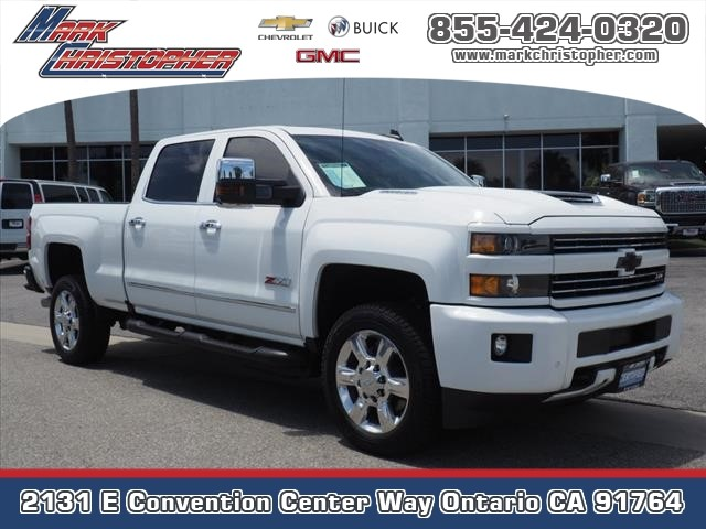 2017 Silverado 2500 Crew Cab 4x4,  Pickup #61762A - photo 1
