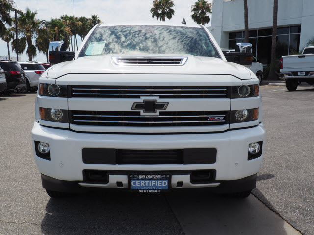 2017 Silverado 2500 Crew Cab 4x4,  Pickup #61762A - photo 3