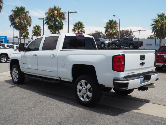 2017 Silverado 2500 Crew Cab 4x4,  Pickup #61762A - photo 4