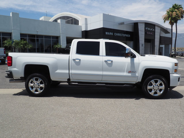 2017 Silverado 2500 Crew Cab 4x4,  Pickup #61762A - photo 24