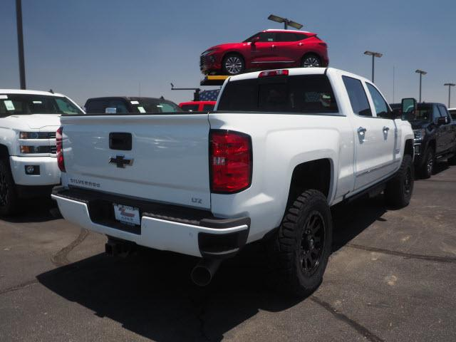 2019 Silverado 2500 Crew Cab 4x4,  Pickup #61767 - photo 1