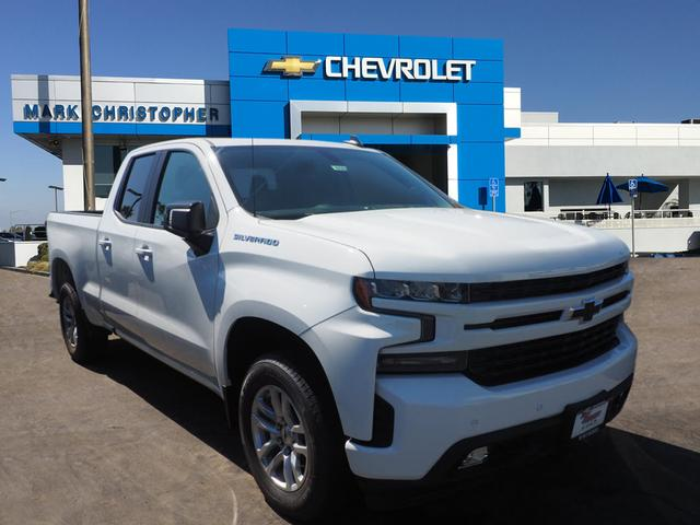 2019 Silverado 1500 Double Cab 4x2,  Pickup #61831 - photo 1