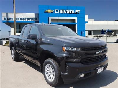 2019 Silverado 1500 Double Cab 4x2,  Pickup #61837 - photo 1