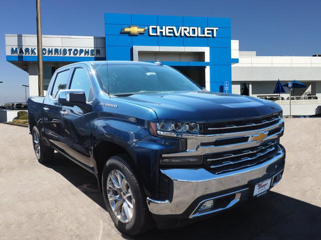 2019 Silverado 1500 Crew Cab 4x2,  Pickup #61914 - photo 1