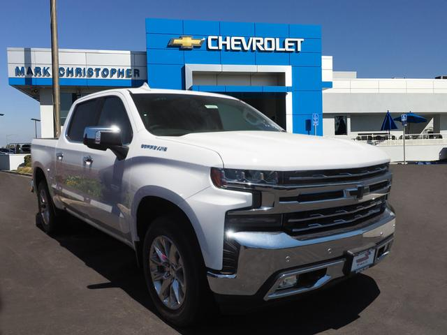 2019 Silverado 1500 Crew Cab 4x2,  Pickup #61917 - photo 1