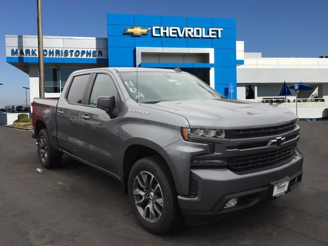 2019 Silverado 1500 Crew Cab 4x2,  Pickup #61985 - photo 1
