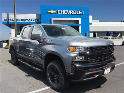 2019 Silverado 1500 Crew Cab 4x4,  Pickup #62033 - photo 1